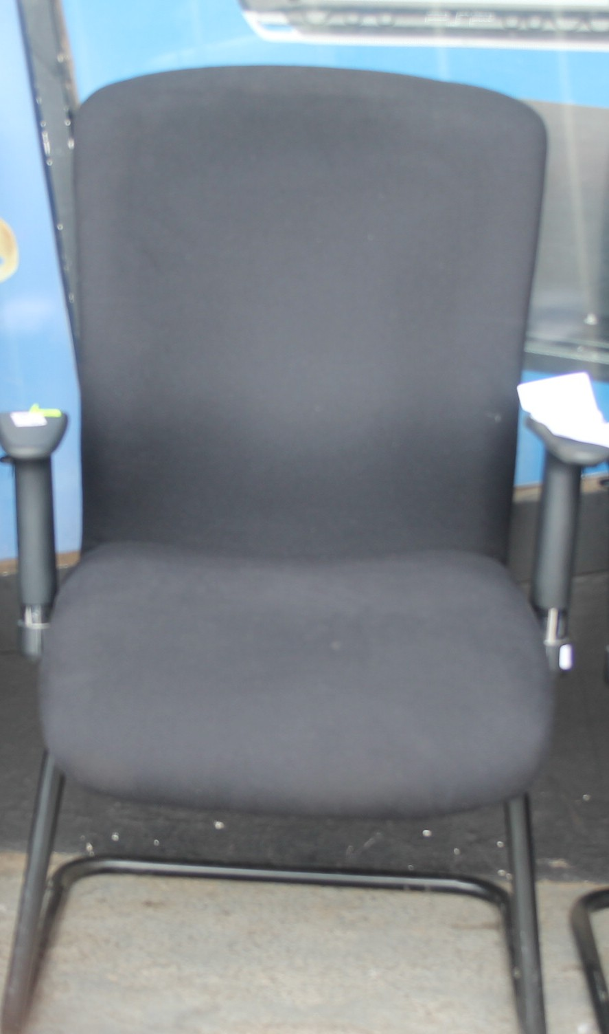 Black office chair S02212b #Rosettenvillepawnshop