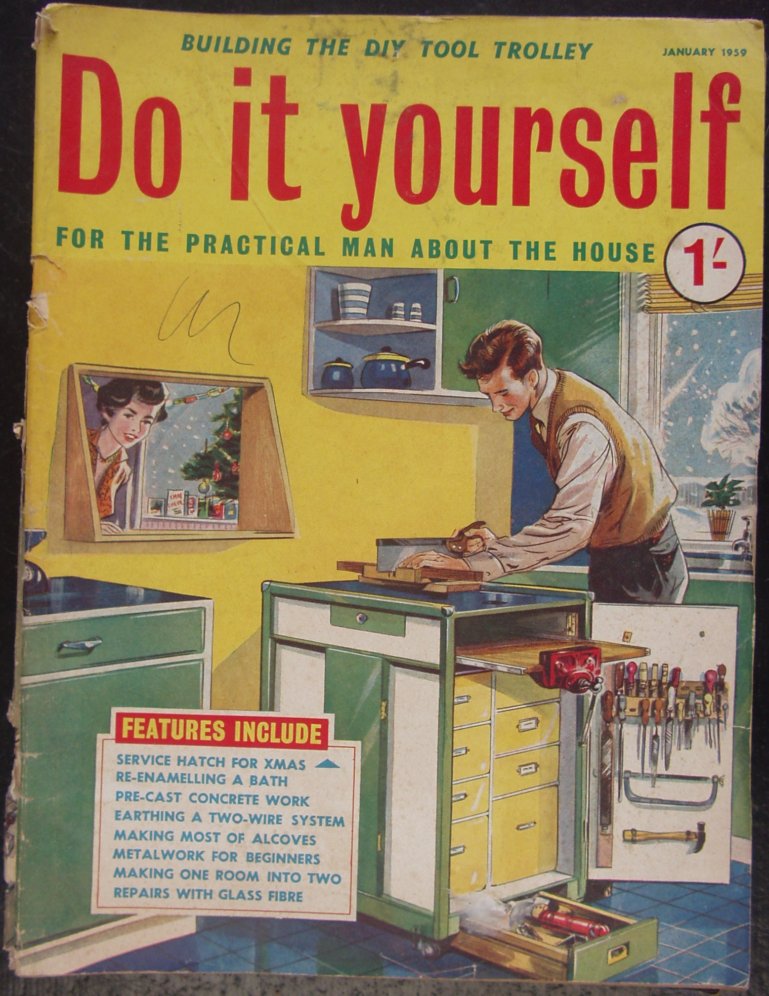 Vintage do it yourself magazine from 1959 to 1970 12 volumes vintage do it yourself magazine from 1959 to 1970 12 volumes solutioingenieria Gallery