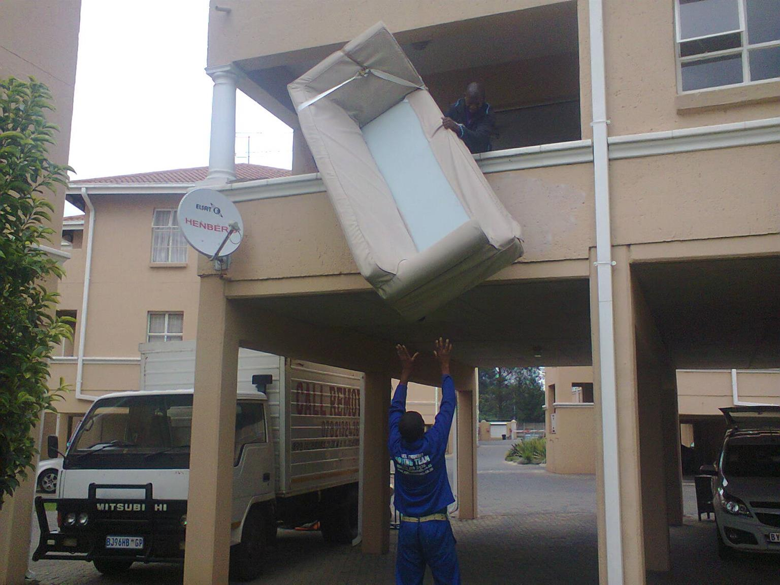 R900  Movers Call Jay  and Move   061 4929 080
