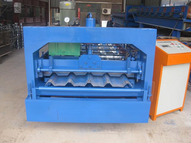 IBR ROOF ROOF SHEET FORMING MACHINE