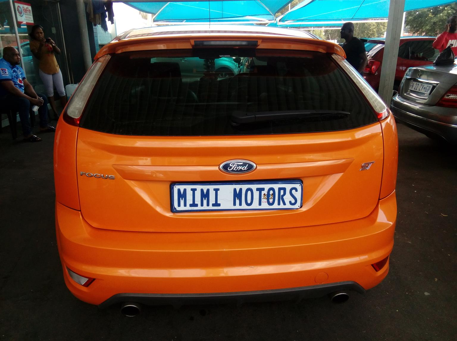 Ford ST Focus