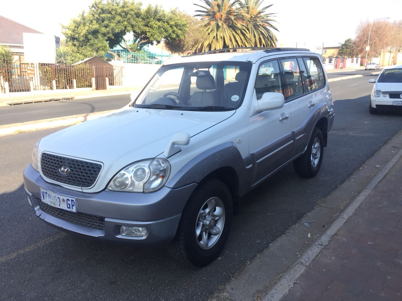 2007 Hyundai Terracan 3.5 V6 7 seater automatic