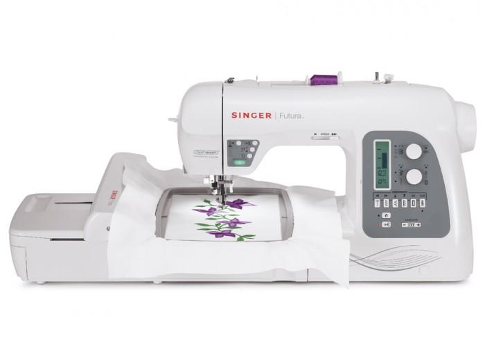 Singer XL550 Embroidery Machine
