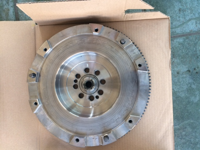 BMW 1 SERIES F20 SOLID FLYWHEEL
