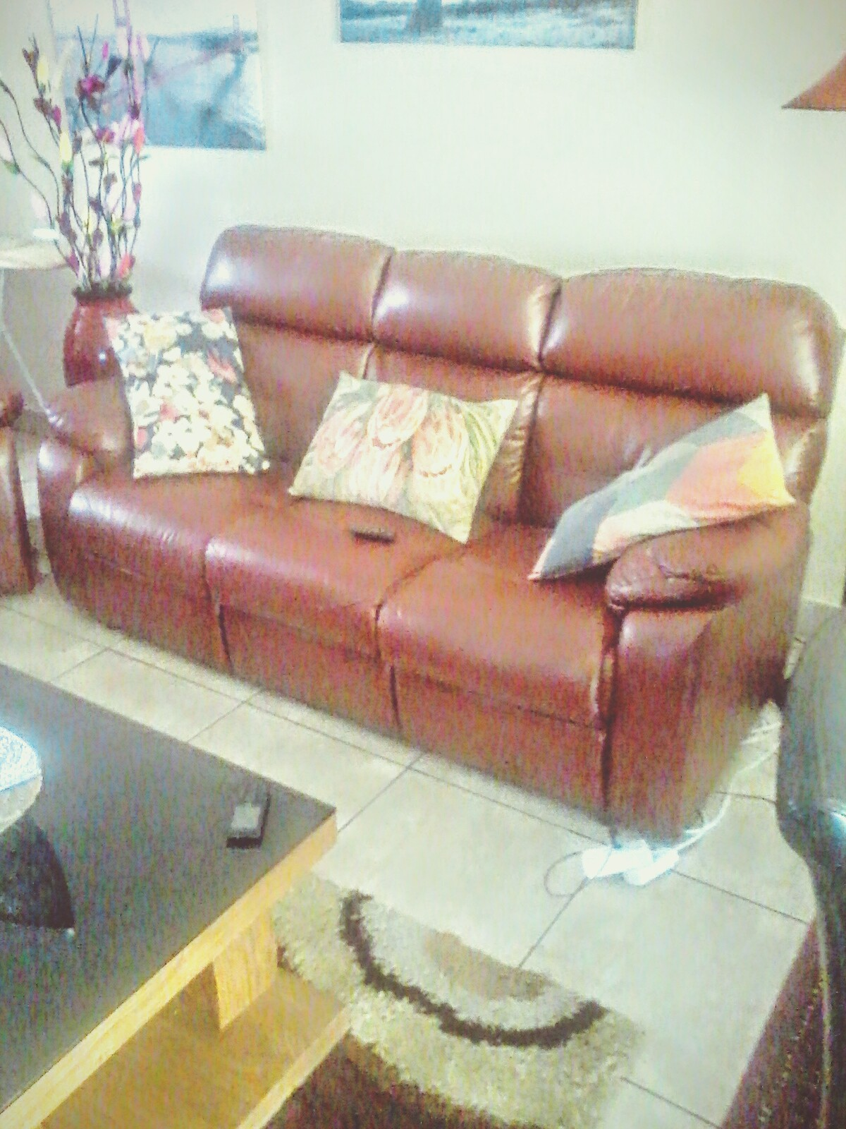 3 pieces Lounge & dinning room for sale