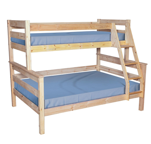 NEW Tribunk Beds - Raw Pine