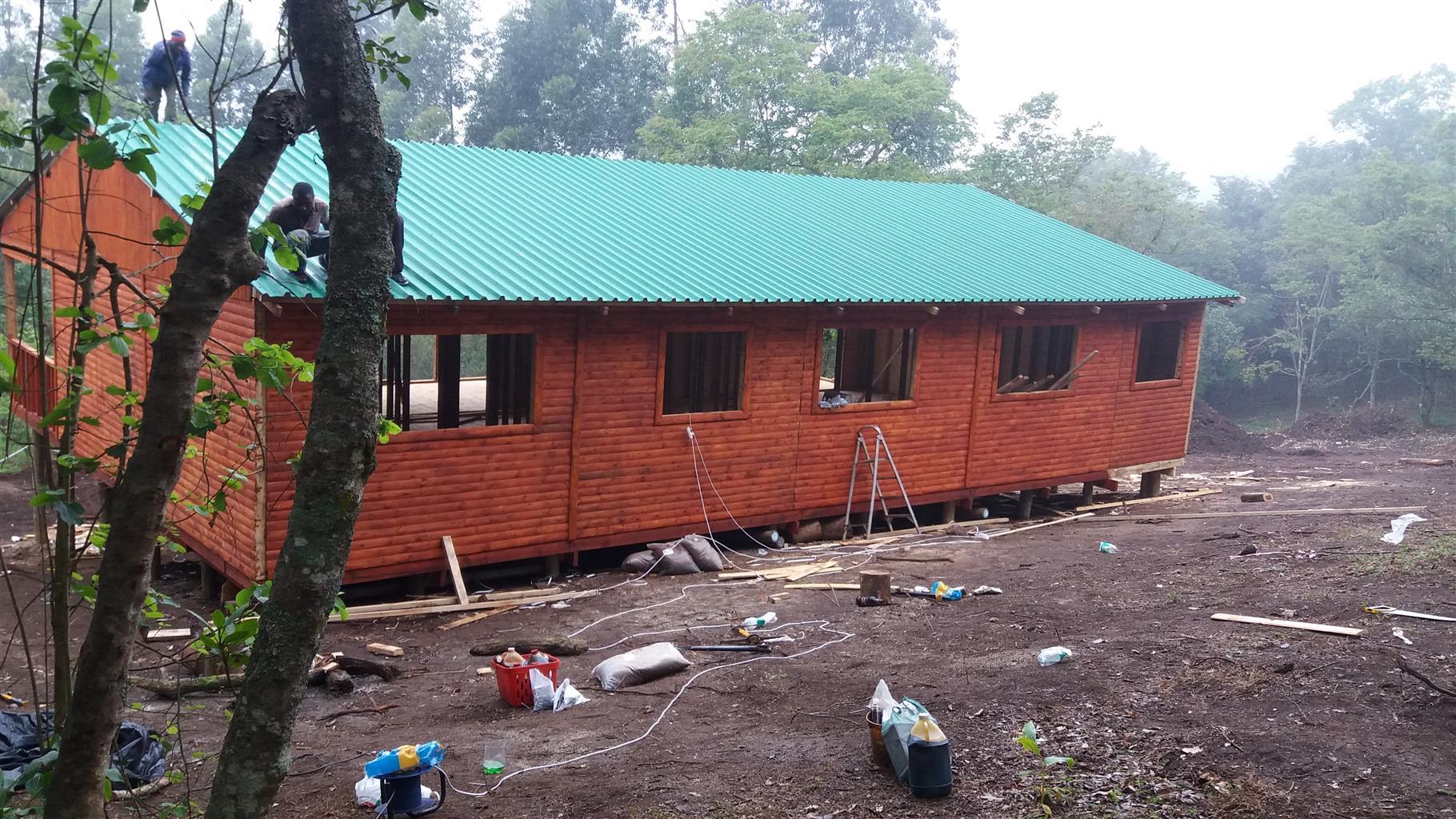 Log homes wendys