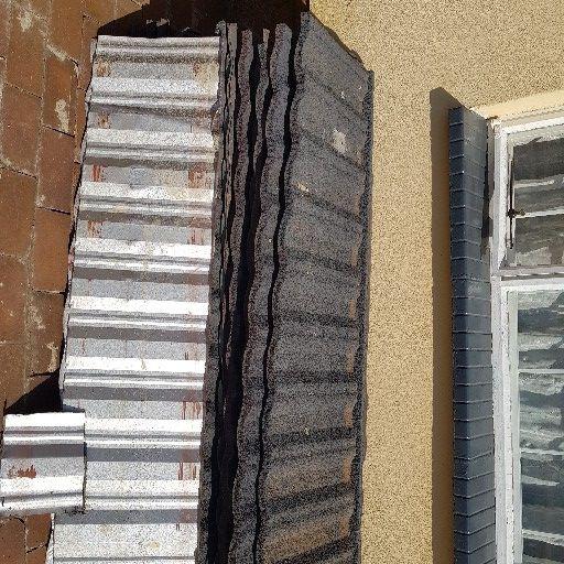 Aluminum roof tiles for sale
