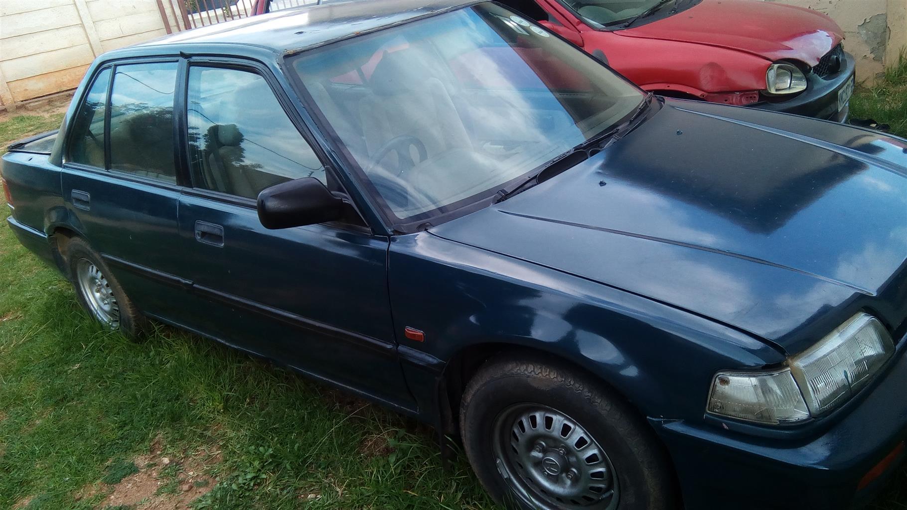 1989 Honda Ballade 1.5 Comfort