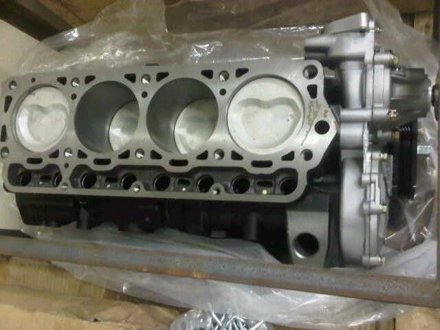BRAND NEW HIACE 4Y SUB UNIT, BLOCK, CYLINDER HEADS & GEARBOX