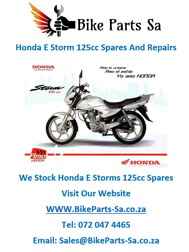 Honda E-Storm Spares and Repair
