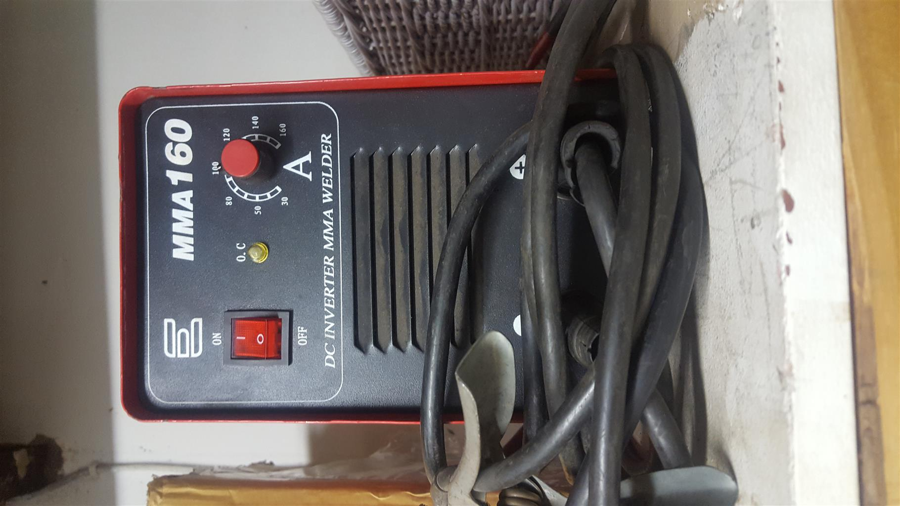 Eurasia Inverter / Welder/ Welding Machine 160 Amp MMA