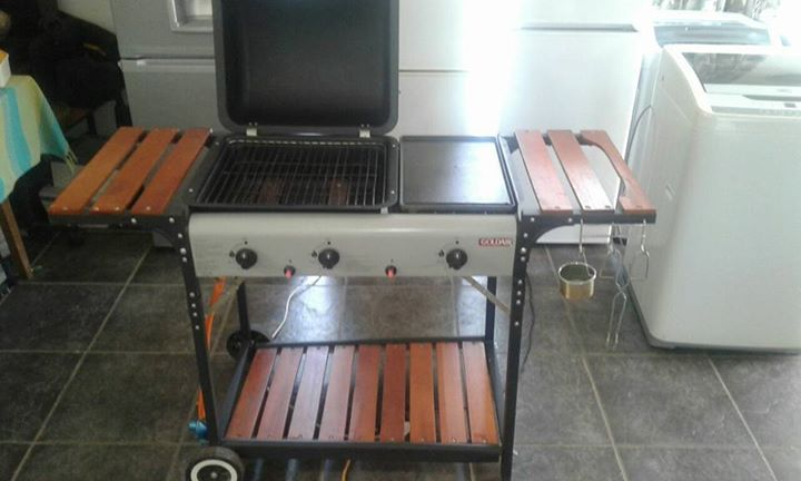 Goldair gas braai