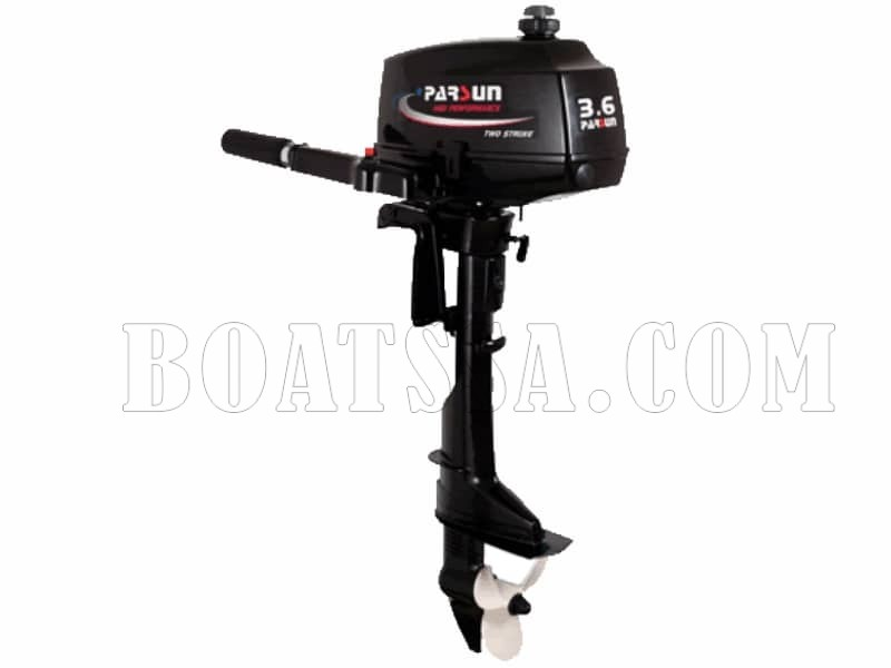 PARSUN OUTBOARD 3.6HP SHORT SHAFT