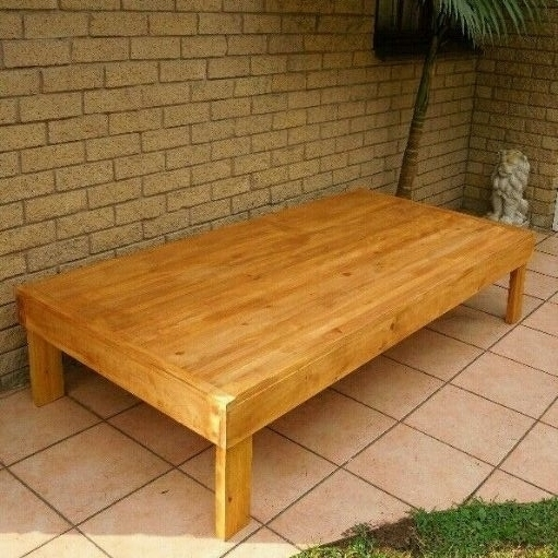 Knotted Pine Coffee Table