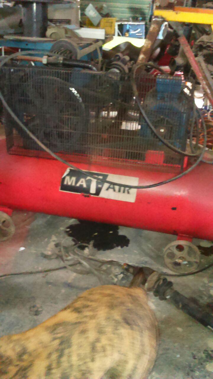 Mat Air Complete compressor