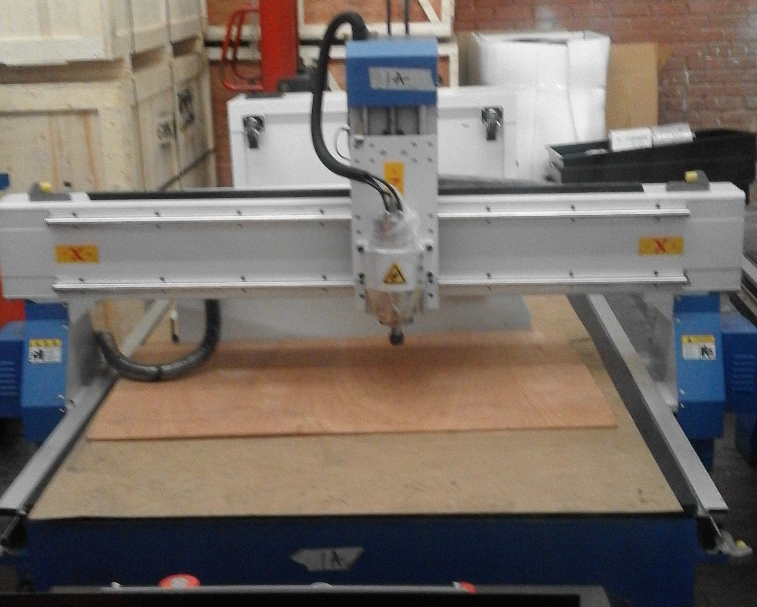 PS 1318 Router Cutting Machine