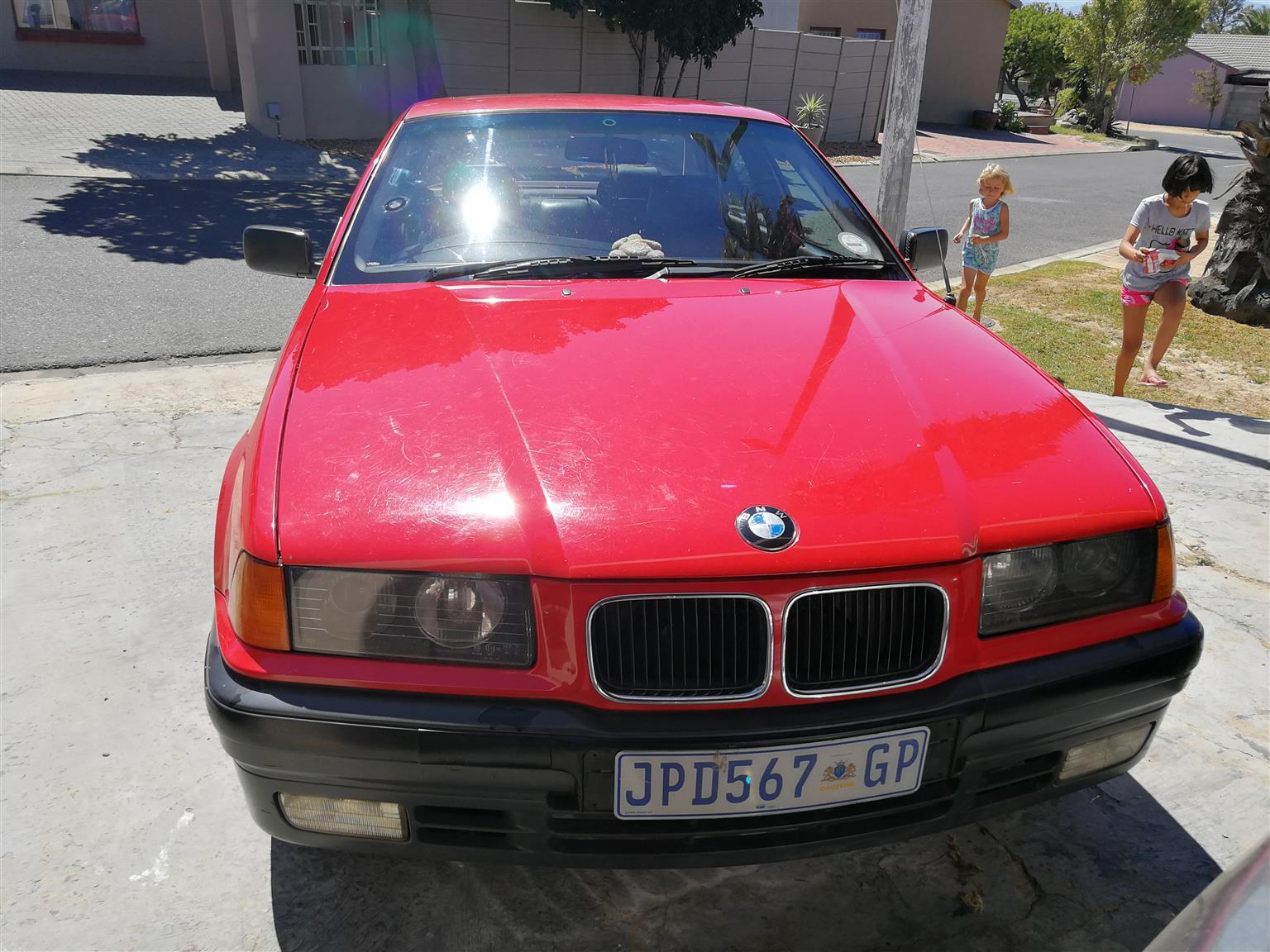 1992 BMW 3 Series 325i | Junk Mail
