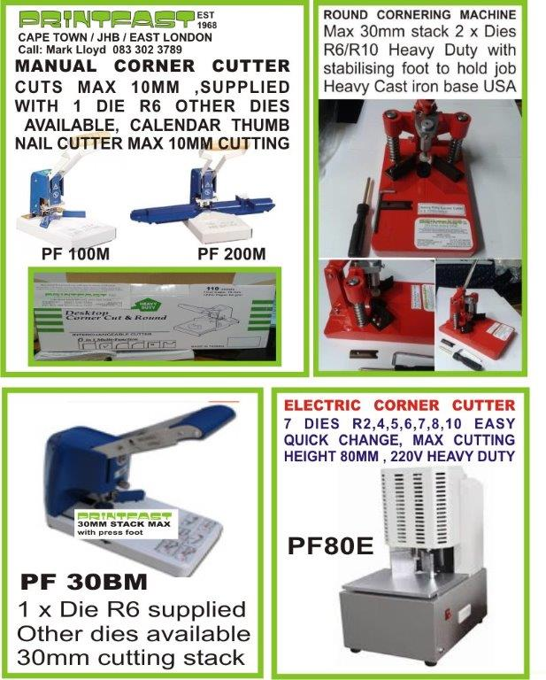 Book binding Perfect binding Hot Glue 38mm max thickness 220V New Machine Great buy R28895 ex VAT