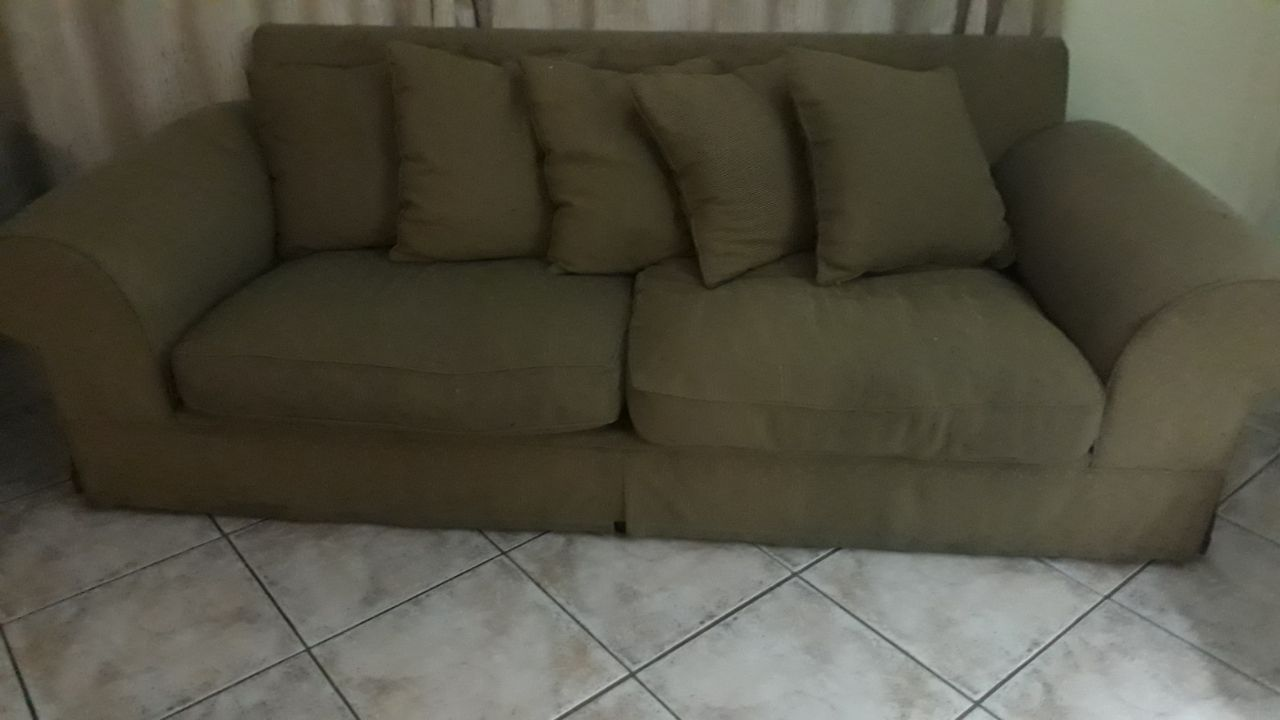 Weatherly's Couch