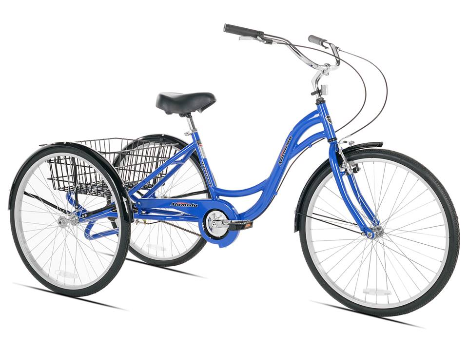 Adult size tricycles,
