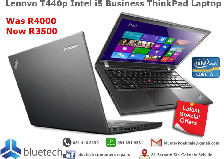 Lenovo T440p Intel i5 Business ThinkPad Laptop