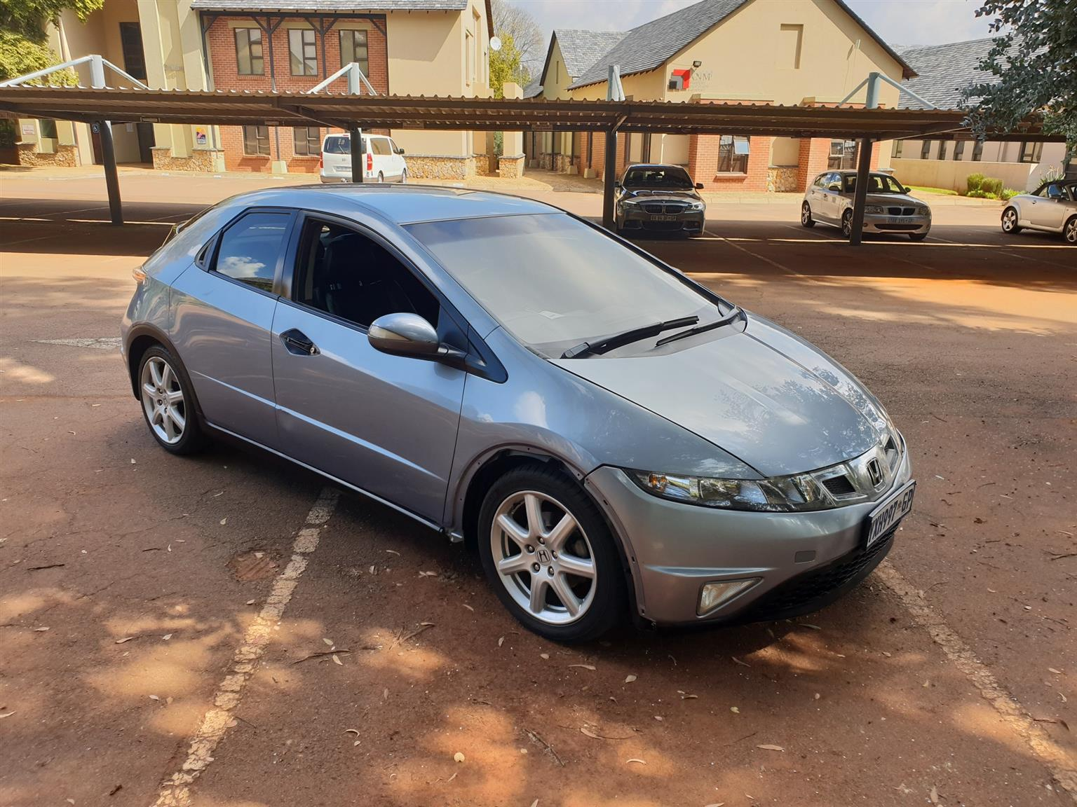 2010 Honda Civic hatch 1.8 Elegance