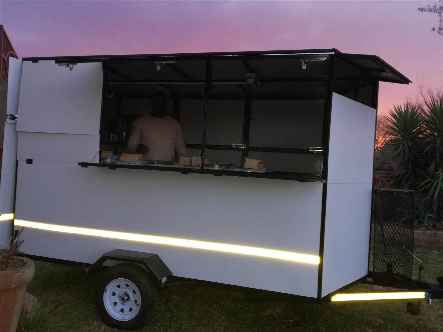 Brand New Food Trailer