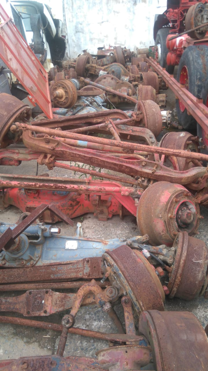 Used Truck and Earth Moving Machinery Spares for sale