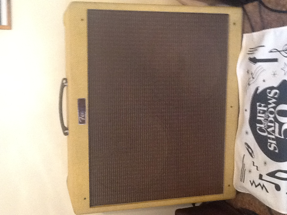 Fender stratocaster USA/fender blues deVille valve amp