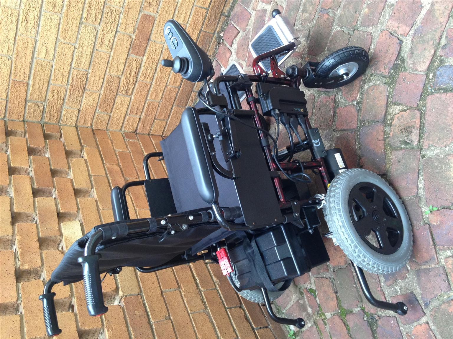 Falcon power wheelchair (indoor/outdoor)