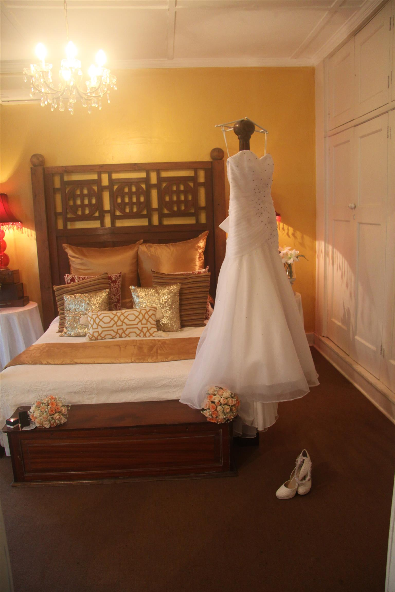 Pre Loved Wedding dress