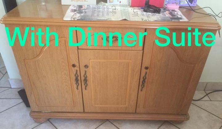 Dinner Suite + Buffet