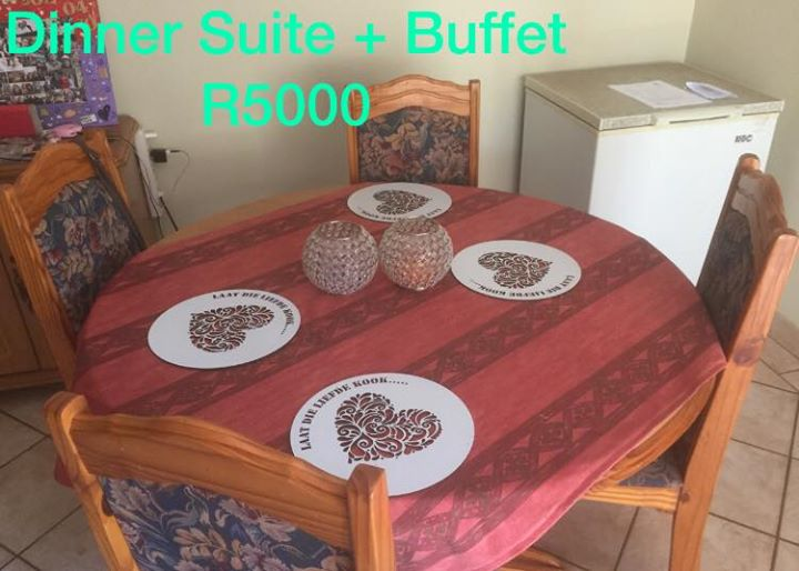 Dinner Suite + Buffet