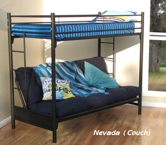 Steel Bunk Beds For Sale - NEW