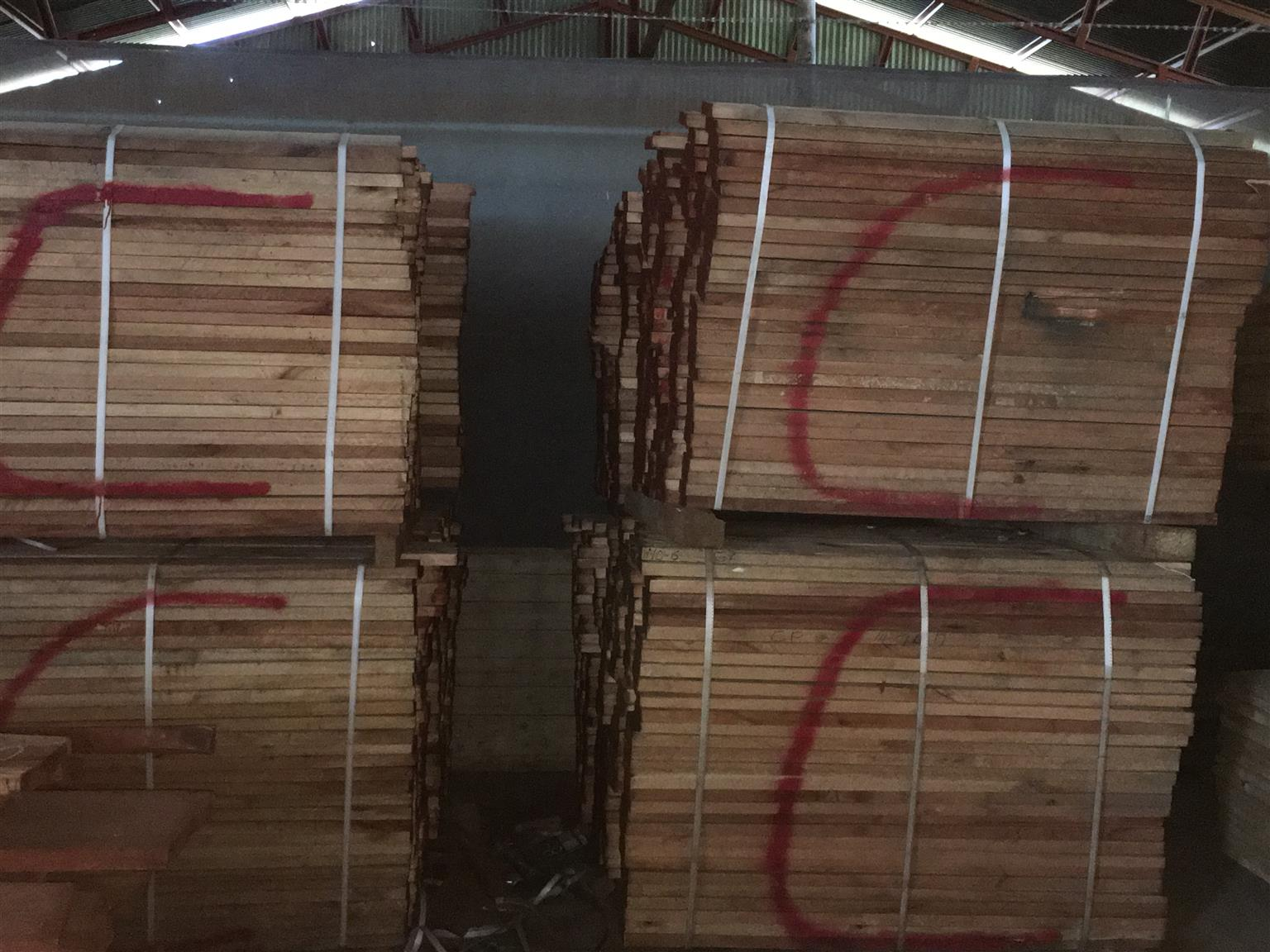 Grandis Timber Planks For Sale | Junk Mail
