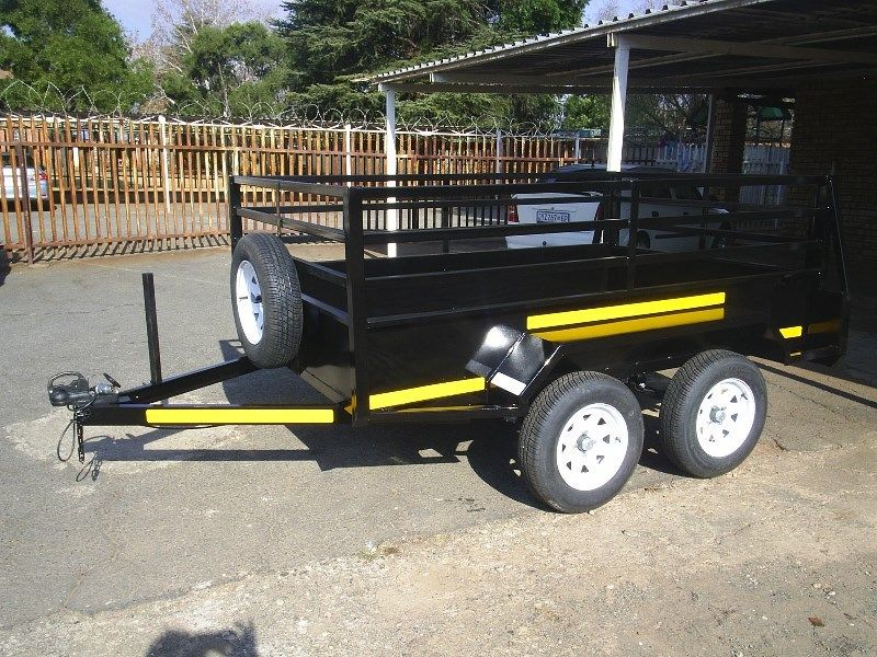 FLEETCO SPEC TRAILERS, TRAILER BUILD TO YOUR OWN SPECS