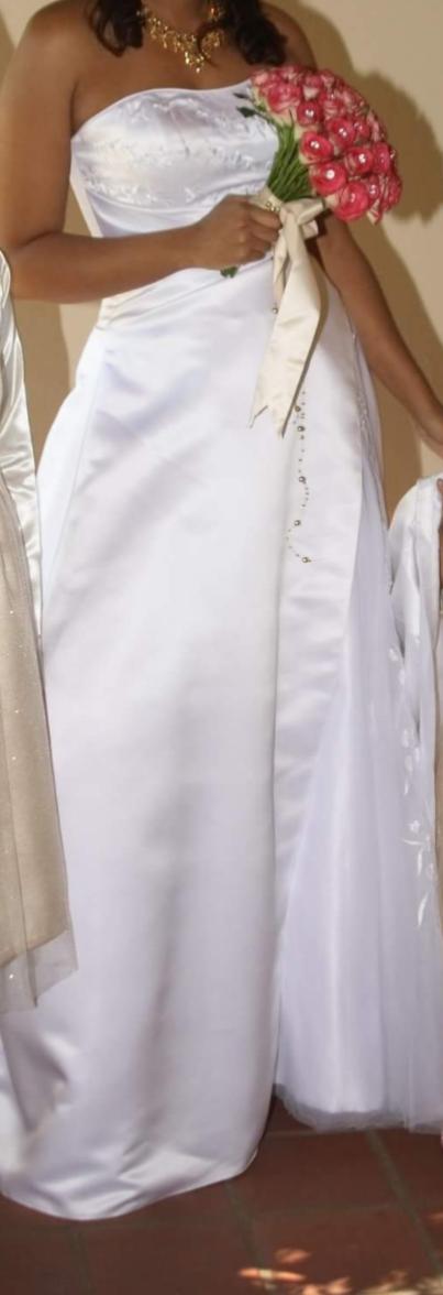 Fairytale Style Wedding Dress