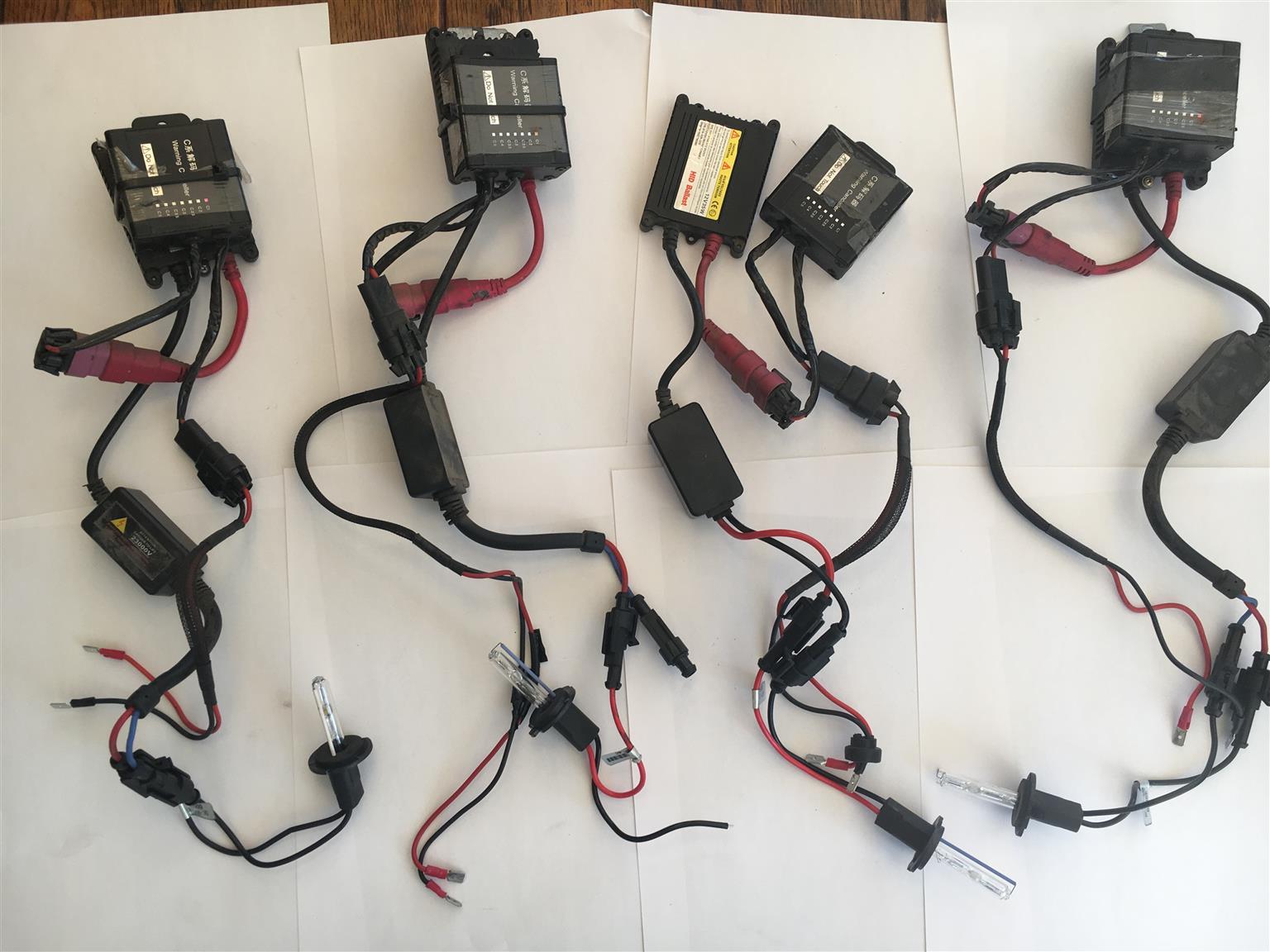 Electrical Headlights