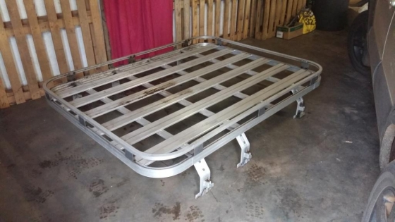Land Rover 130 Roof rack for sale