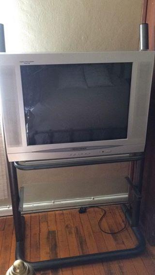 TV en Stand.