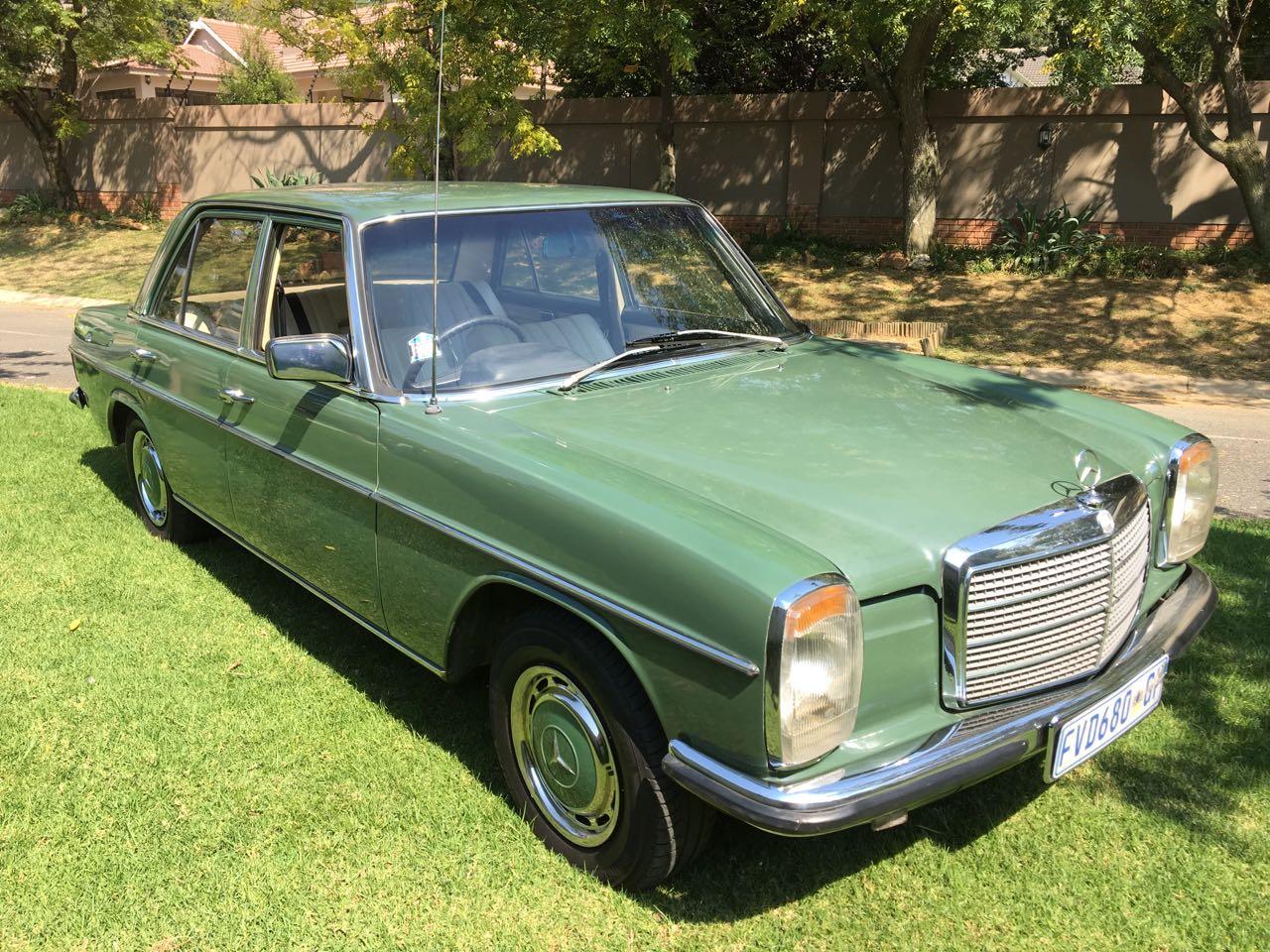 Mercedes benz 1975