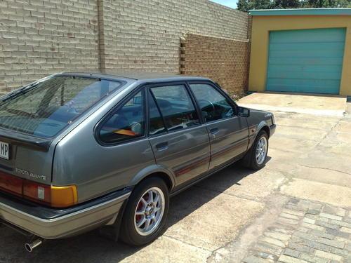 1988 Toyota Avante