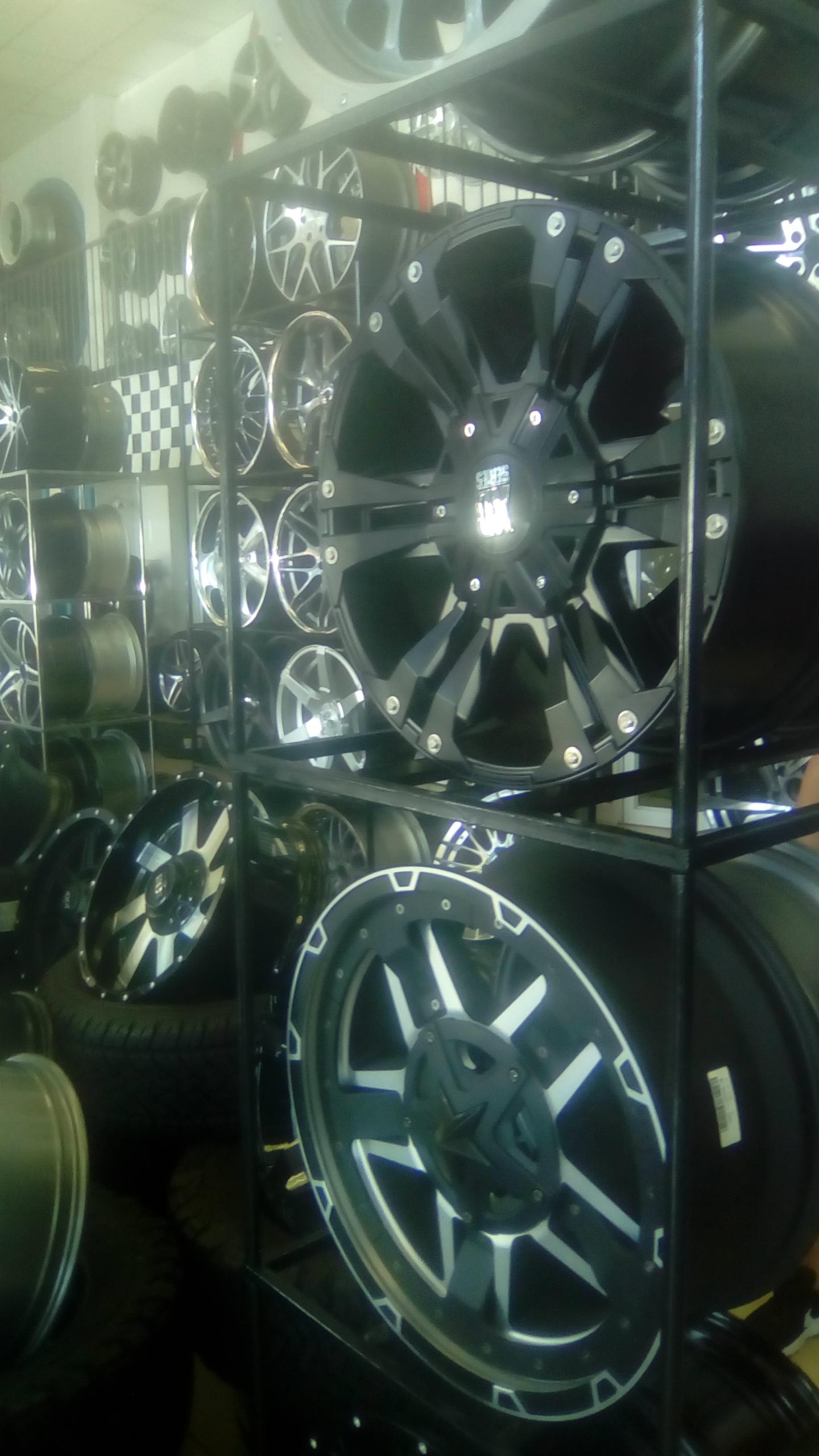 Mcpride Tyres, Alignment & Meg Repairs.