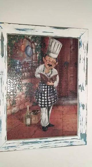 Chef Protret