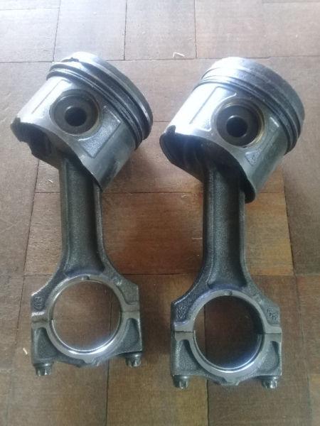 BMW e46 320D pistons | Junk Mail