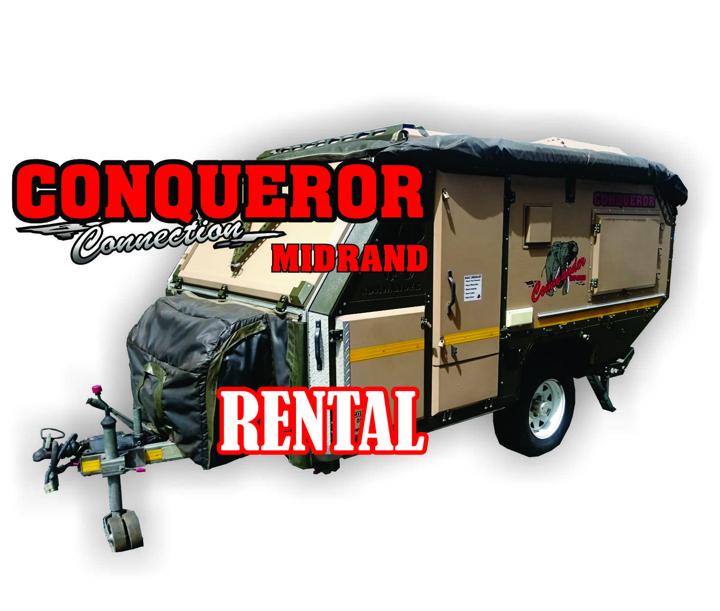 Conqueror Commander Rental
