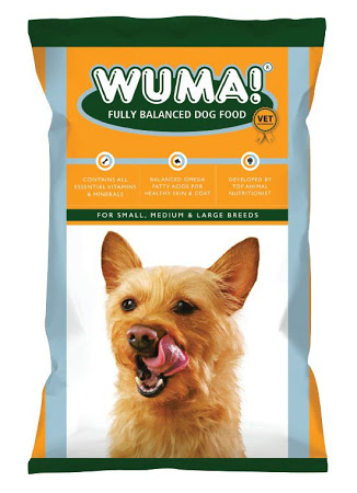 Wuma and Royal canin pet food