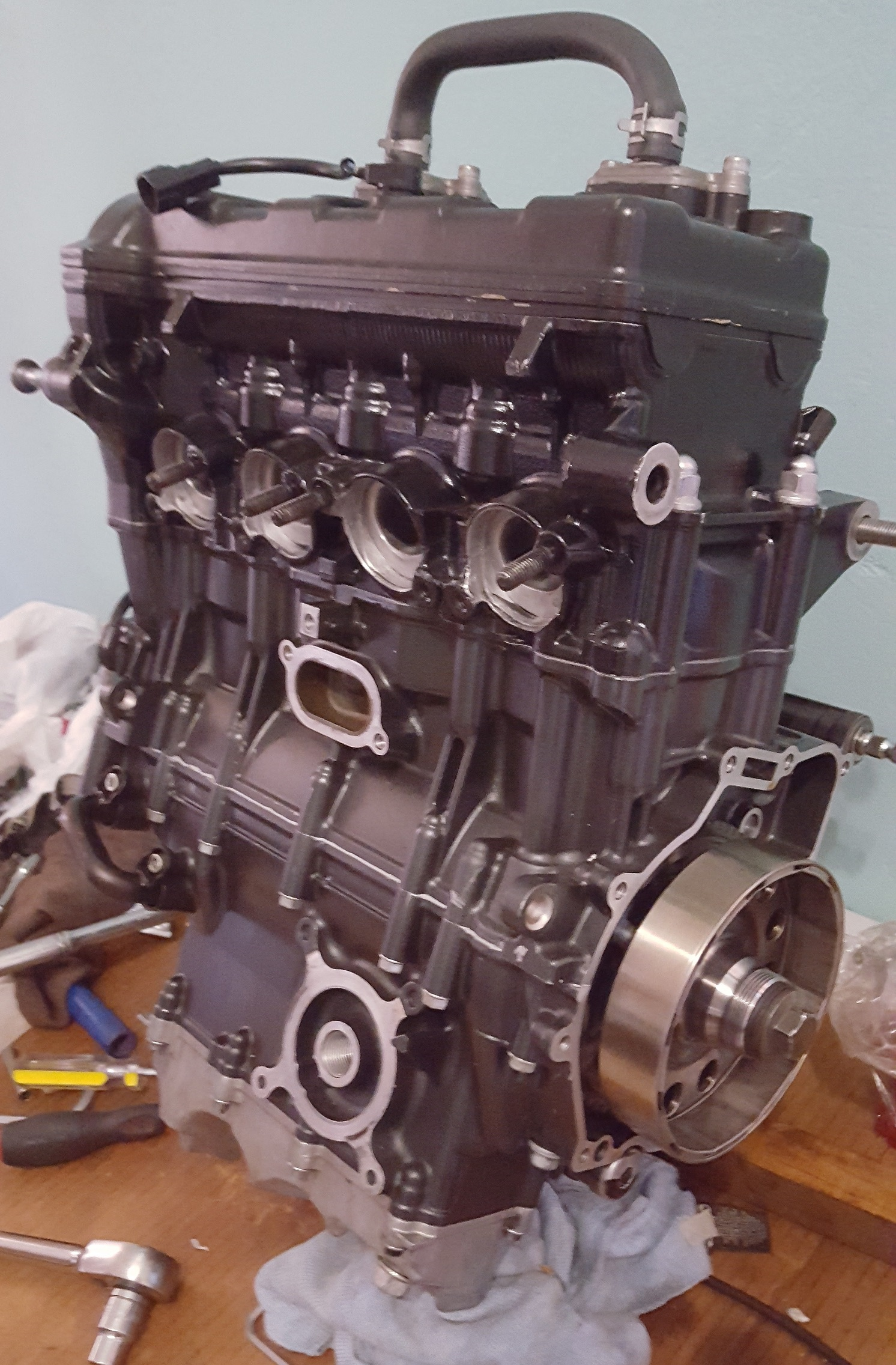 Yamaha R6 Engine & lots of other spares | Junk Mail