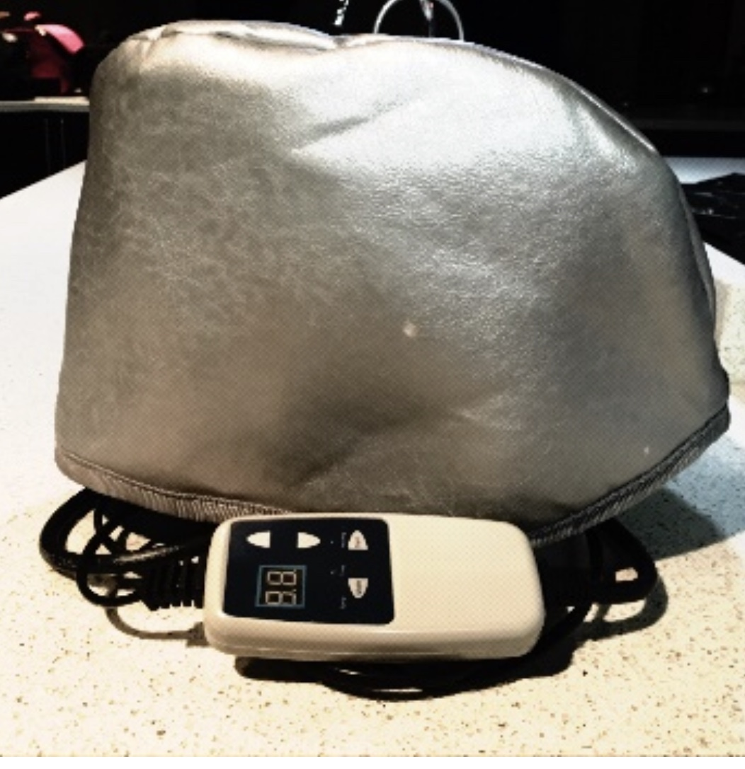Infrared beauty heat Cap